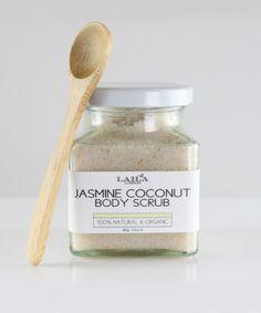 Jasmine Coconut Body Scrub