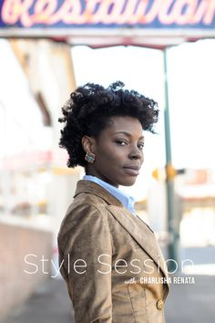 Style Session with Charlisha Renata - The Arcade Restaurant on South Main #memphis