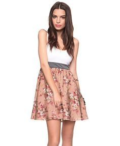 2. Daffodil Floral Halter Dress    Price: $22.80 at forever21.com  For a feminine look, this summer dress is the way to go. The flowing skirt falls above to knee to elongate …    summer clothes -- summer dresses, summer dress