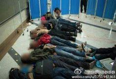 Jihad in China: Machete-wielding Muslims attack train station; at least 27 dead, 109 injured - MAR 2 2014