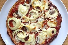 Thunfischpizza Low Carb 1