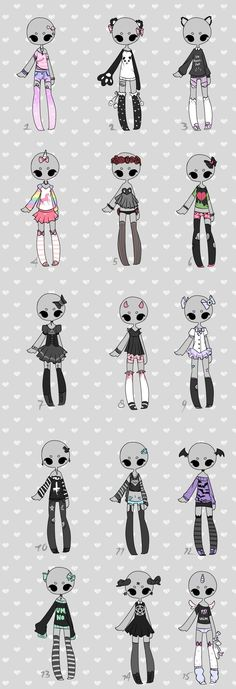 set price 3$ Outfit adoptables CLOSED by KimmyPeaches.devi... on @DeviantArt... #HalloweenOutfit http://halloweencostumeidea.net/set-price-3-outfit-adoptables-closed-by-kimmypeaches-devi-on-deviantart