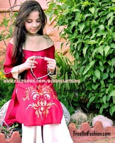 Kids Wear Stylish Eid Dresses 2013 by Ochre 8 Kids Wear Stylish Eid Dresses 2013 by Ochre