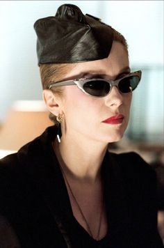 "Catherine Deneuve in ""The Hunger"""
