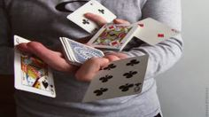 Do you want to make your family and friends fascinated by your enthralling magic trick performance? You could fulfill your wish by acquiring easy card magic tricks. As magic tricks are the most enticing skill that people dream to How To Do Magic, Learn Magic Tricks, Online Casino Games, Online Gambling, Close Up Magic, Sleight Of Hand, Card Tricks, Deck Of Cards, The Magicians