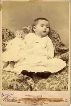 """""""Benedicta Trunk"""" 1889"""