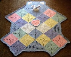 Heartmade Blessings- provids crocheted afghans and bearghans (as seen in picture) to those people suffering a loss, tragedy, or going through a rough time that need to be reminded of the simple fact that people care.  You crochet squares that the organization pieces together. Good way to use scraps and to make a difference.