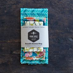 Kitchen Collection Pack (Set of 4) from HoneyBee Wrap