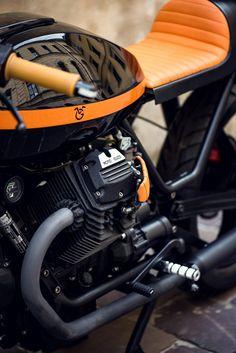 '94 Moto Guzzi V65   Ventus Garage                                                                                                                                                                                 More