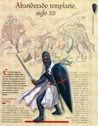 [WB][B] Crusader - Way to expiation Military Art, Military History, Age Of King, Christian Warrior, Military Orders, Age Of Empires, Medieval Knight, Chivalry, Knights Templar