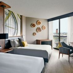 Portland Marriott Downtown Waterfront – Design Is … Award People's Choice