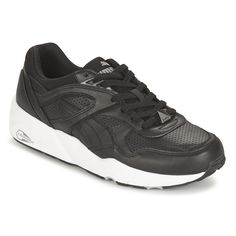 Puma R698 CORE LEATHER Black