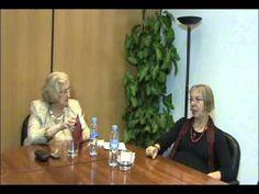 Ana Alejandre entrevista a Julia Sáez-Angulo, escritora, periodista y critica de arte, para Editanet, Espacio Literario y Artístico nº 33