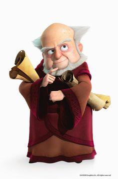 Trabajo de desarrollo de Braulio, otro de los monjes que instruyen a Justin en la Abadía. Este es el inventor, científico y, en general, mar...