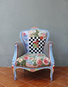 Hey, I found this really awesome Etsy listing at https://www.etsy.com/uk/listing/469220259/alice-in-wonderland-armchair-flowers-and
