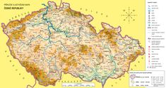 Vlastivěda 5 Česká republika jako součást Evropy - příruční mapa
