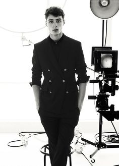 Lights, Camera, Action! | Pierre Balmain Spring/Summer 2012