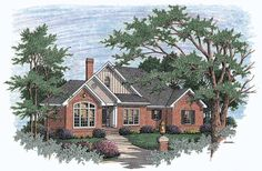 1698 sq ft home
