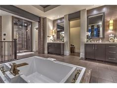 EXQUISITE PAIRING OF AMBIANCE AND ARCHITECTURE   Heritage Pointe, AB, Canada   Luxury Portfolio International Member- CIR Realty