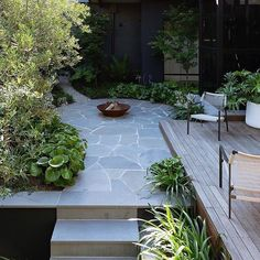 Outdoor Paving, Outdoor Gardens, Kew Gardens, The Secret Garden, Secret Gardens, Crazy Paving, Olive Garden, Australian Garden, Most Beautiful Gardens