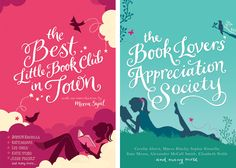 The Best Little Book Club // The Book Lovers' Appreciation Society – Macmillan | Kate Forrester