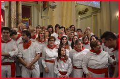 Jotas y Joter@s: Que hizo a San Fermín llorar - 2º Peldaño de la Es...