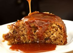 Sticky Toffee Pudding by Anne Burrell.I LOVE sticky toffee pudding since having it in Ireland.and have tried many recipes.this is my favorite and never fails to amaze people with its YUMMINESS! Pudding Recipes, Cake Recipes, Dessert Recipes, Dessert Ideas, Rachel Allen, Sticky Toffee Pudding, Xmas Food, Special Recipes, Something Sweet