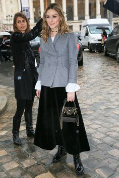 Olivia Palermo Just Wore the Trend That's About to Blow Up in Sydney via @WhoWhatWearAU