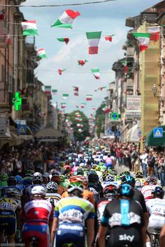 Giro d'Italia in Busseto 2013
