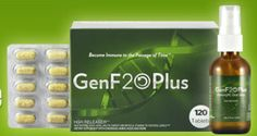 GenF20 Plus Tablets and Dropper