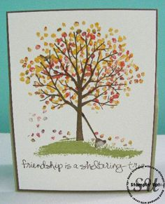sheltering tree fall