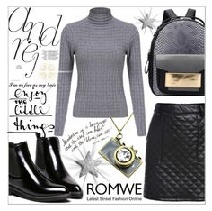 """Romwe 5."" by selmagorath ❤ liked on Polyvore featuring vintage"