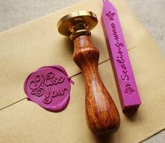 Wax Seal Stamp - need