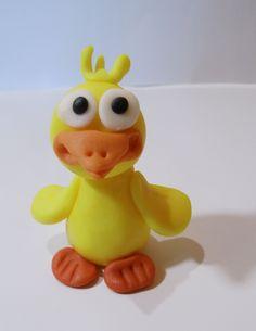 Jak ulepić kaczuszkę ?  How to do with modeling clay duck