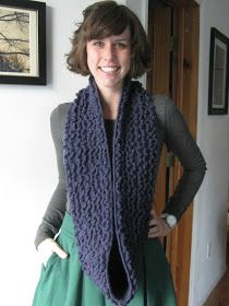 Eternity and a day scarf