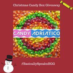 Candy Adriatico Giveaway #BasicallySpeaknHGG