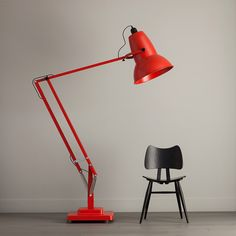Really cool life sized artist desk lamp.   Original 1227™ Giant Floor Lamp – Anglepoise