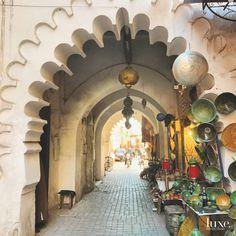 Tour Morocco Like Madeline Weinrib,