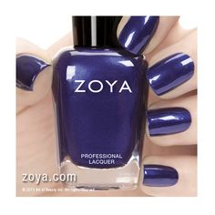 "Sassy Paints: Zoya ""Neve"" from the Satins Collection *Press Release*"