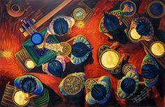 Arte Maia, Guatemala. Nixtamal   Juan Fermin Gonzalez