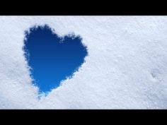 Snow Heart in Photoshop for Valentine's Day