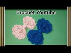 ideas knitting charts bear watches for 2019 Crochet Bow Pattern, Knitted Mittens Pattern, Crochet Bows, Crochet Chart, Thread Crochet, Crochet Flowers, Knit Crochet, Crochet Patterns, Knitting Machine Patterns