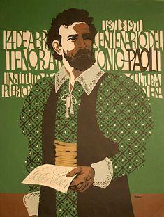 Lorenzo Homar ~ I love the lettering.  this is so inspiring!