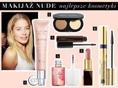 Najlepsze kosmetyki na delikatny makijaż #nudemakuep Nude Makeup, Dior, Blush, Lipstick, Beauty, Lipsticks, Dior Couture, Rouge, Beauty Illustration