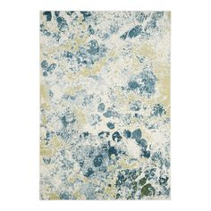Shop Safavieh  WTC696B Watercolor Ivory/Light Blue Indoor Area Rug at Lowe's Canada. Find our selection of area rugs at the lowest price guaranteed with price match + 10% off.