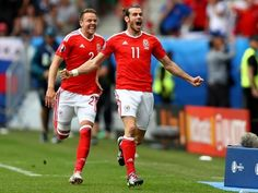 """Wales forward Gareth Bale says that he and his teammates are not interested in """"mind games"""" ahead of their Euro 2016 clash with England. Ronaldo Soccer Shoes, Gareth Bale Wales, Wales Euro 2016, Real Madrid Manchester United, Welsh Football, Real Madrid Football Club, Own Goal, Soccer Quotes, Eden Hazard"""