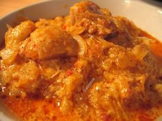 Hungarian Recipes, Curry, Food And Drink, Chicken, Meat, Cooking, Ethnic Recipes, Kitchen, Curries