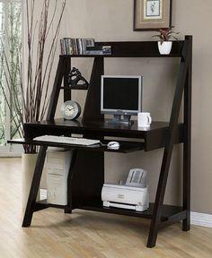 Portable Home Office Design