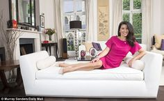Isabella Davidson posted under a pen name as she ran the Notting Hill Yummy Mummy blog for three years