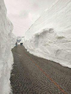 St Gotthard Pass Switzerland